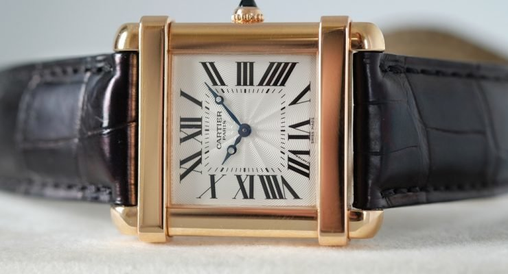 Đồng hồ Cartier Tank Chinoise