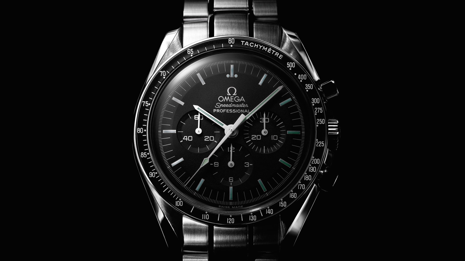 "Đồng hồ Omega ""Moonwatch"""