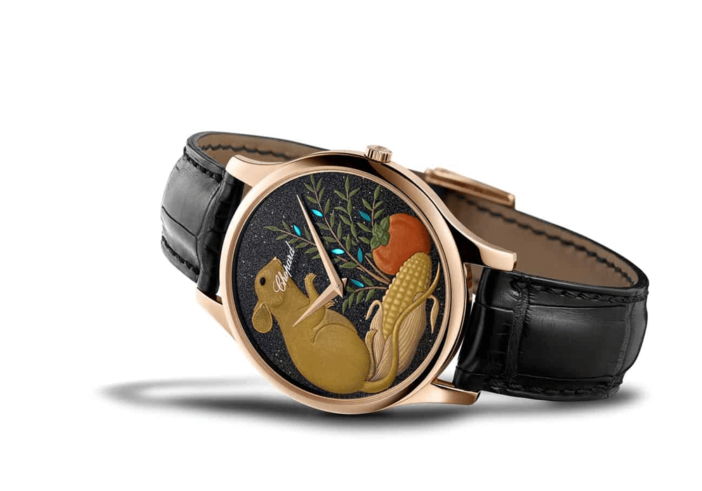 Đồng hồ Chopard - Year of the Rat
