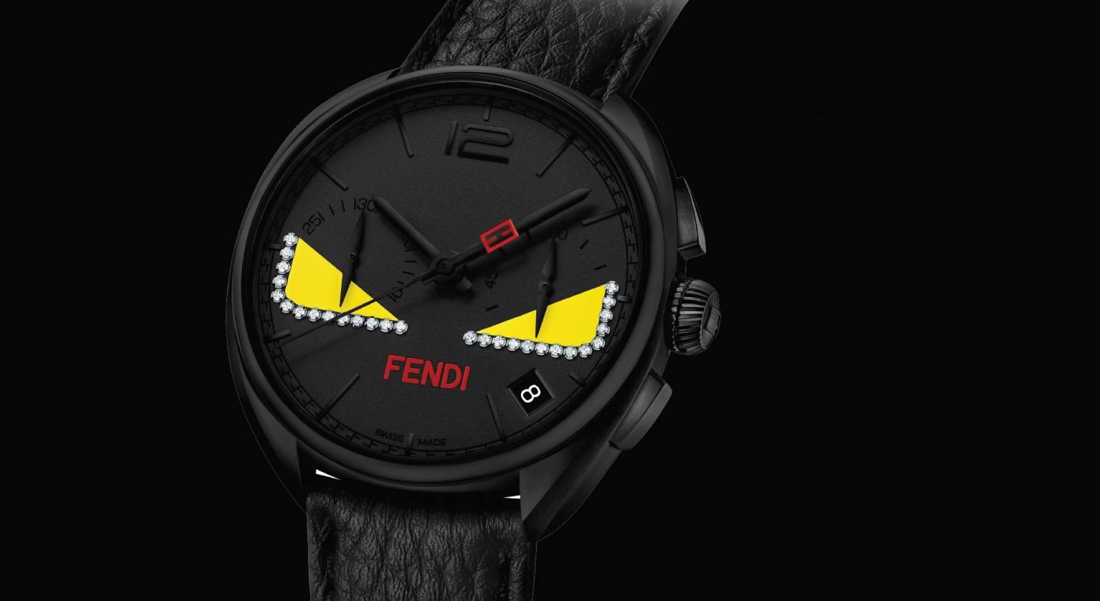 đồng hồ Fendi Momento Bug