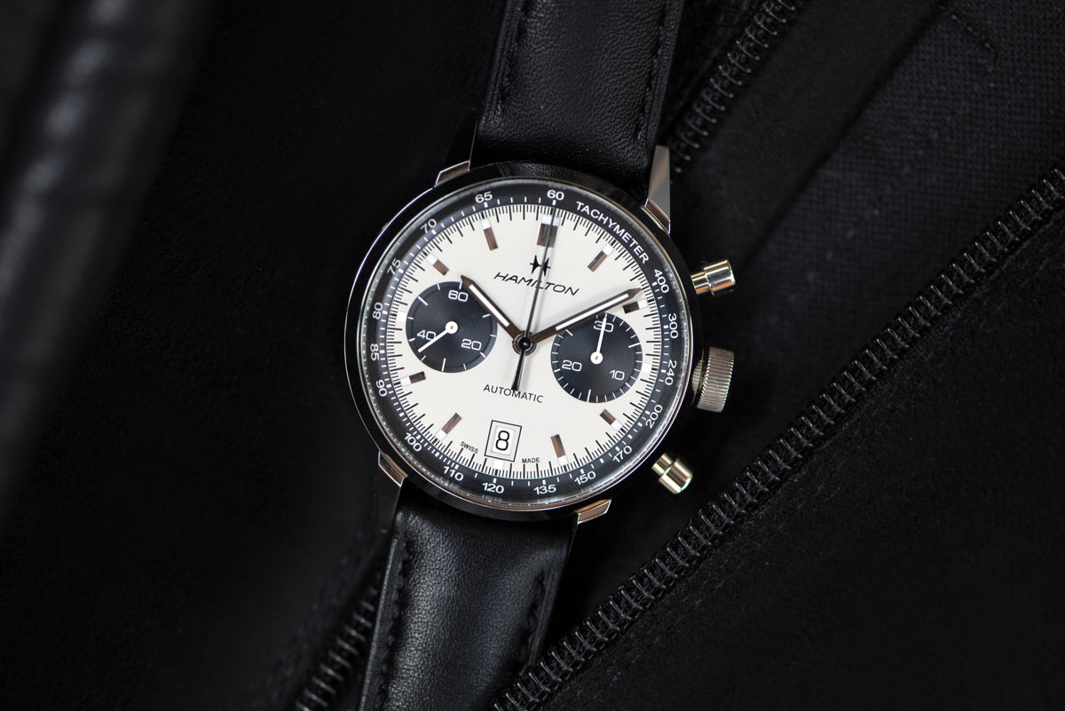 đồng hồ Hamilton-Intra-Matic-Auto-Chrono-40mm