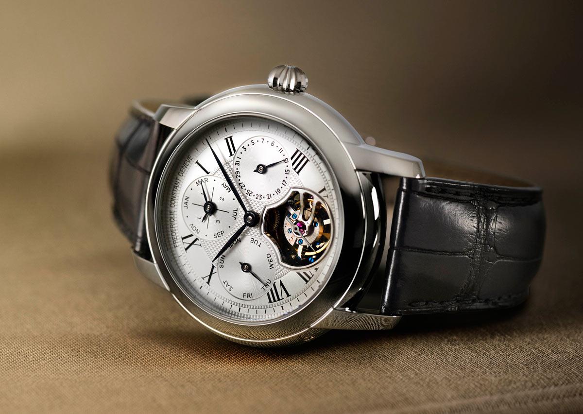 đồng hồ Perpetual Calendar Tourbillon Manufacture FC-975MC4H6