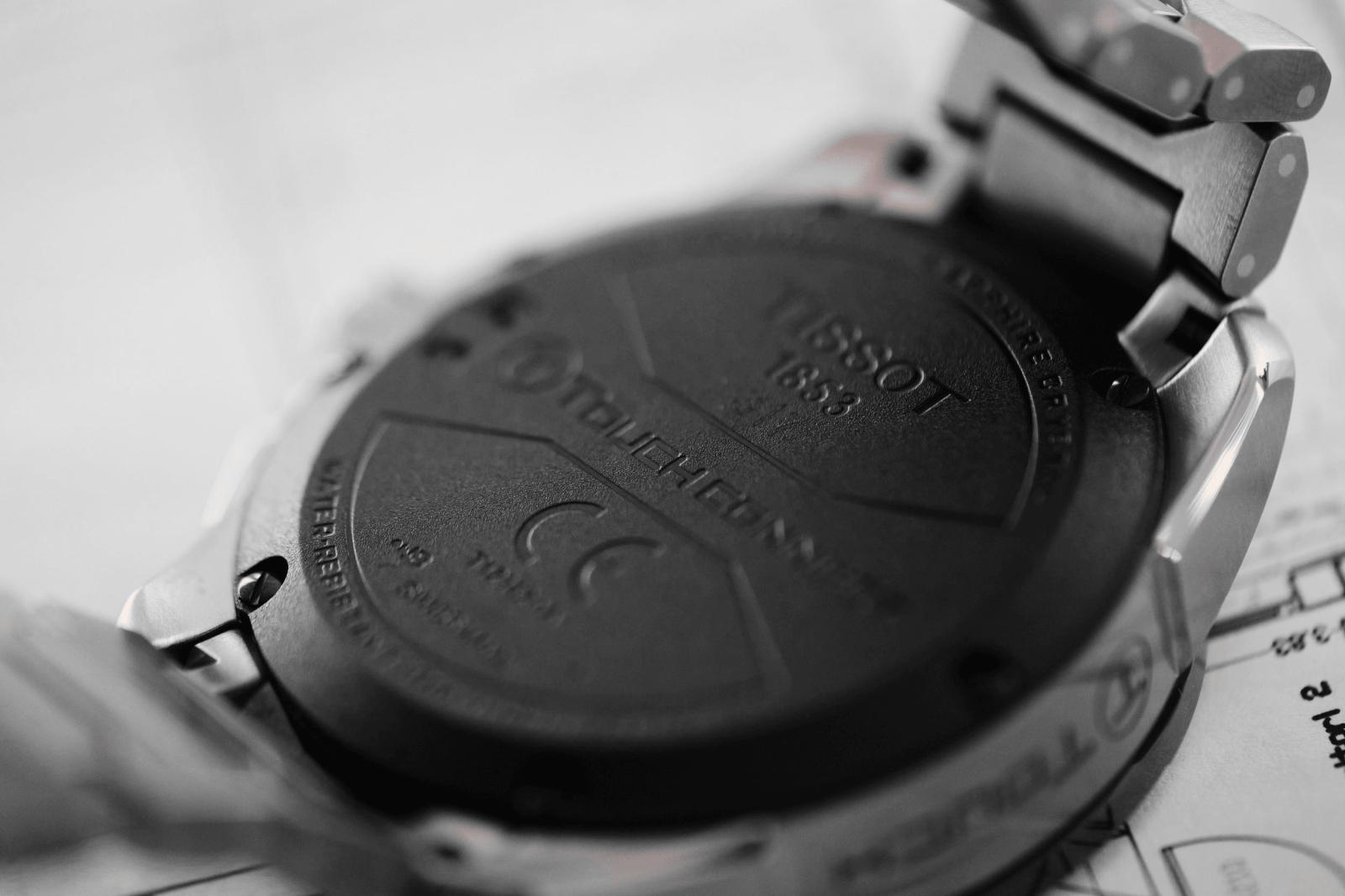 smartwatch Tissot T-touch Connect Solar