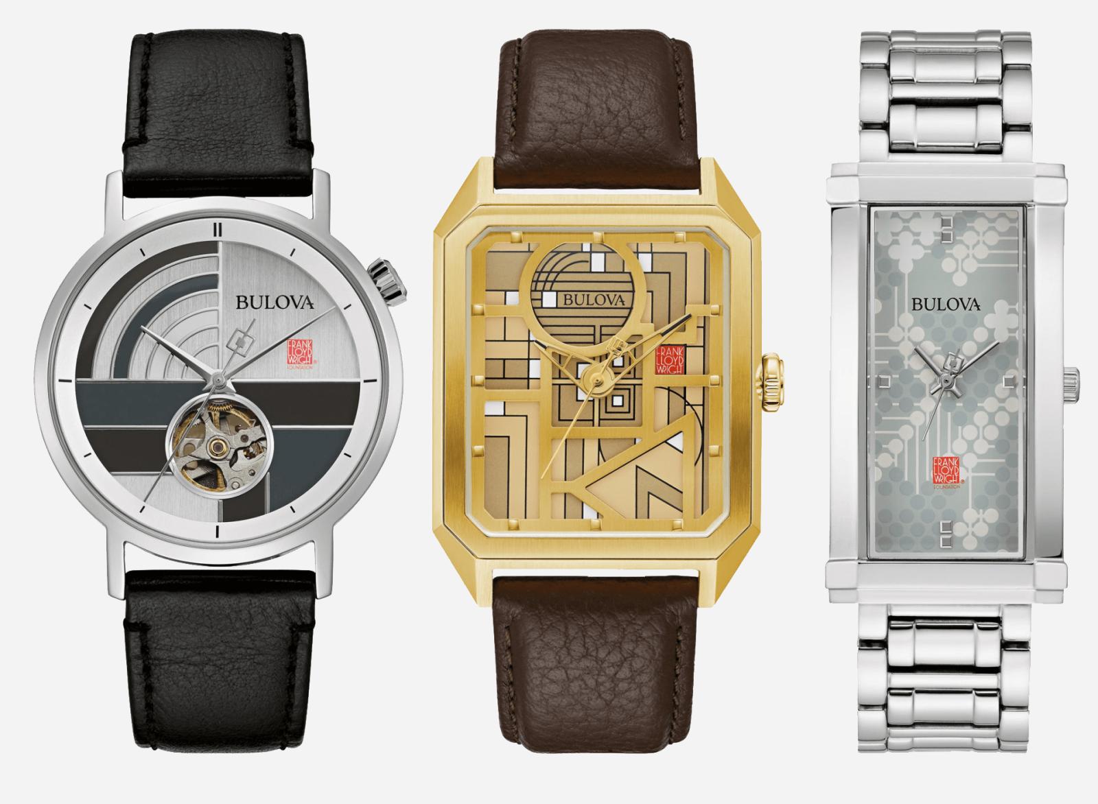 đồng hồ Bulova Frank Lloyd Wright