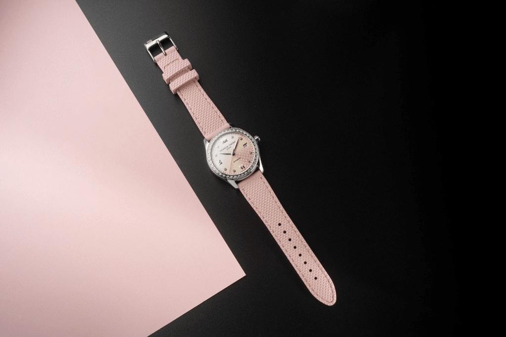 đồng hồ Frederique Constant Ladies Automatic Pink Ribbon