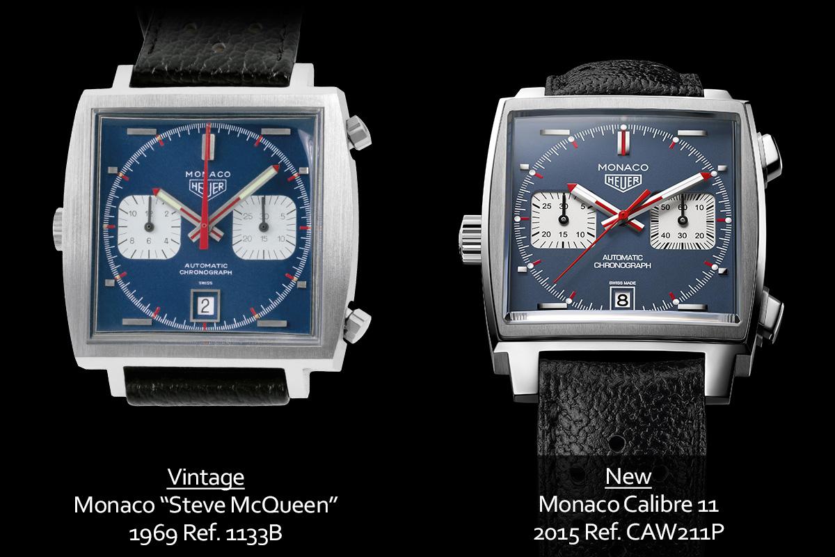 TAG Heuer Monaco và biểu tượng phong cách của diễn viên Steve McQueen