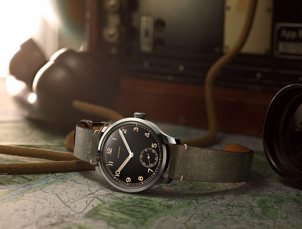đồng hồ quân đội Longines phiên bản 2019