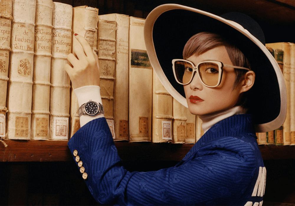 Bộ sưu tập đồng hồ Gucci G-Timeless Automatic 2019