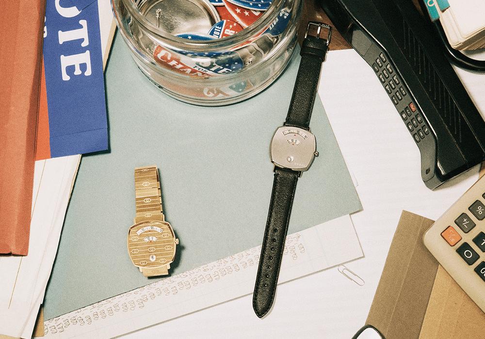 Đồng hồ Gucci Grip mới nhất 2019