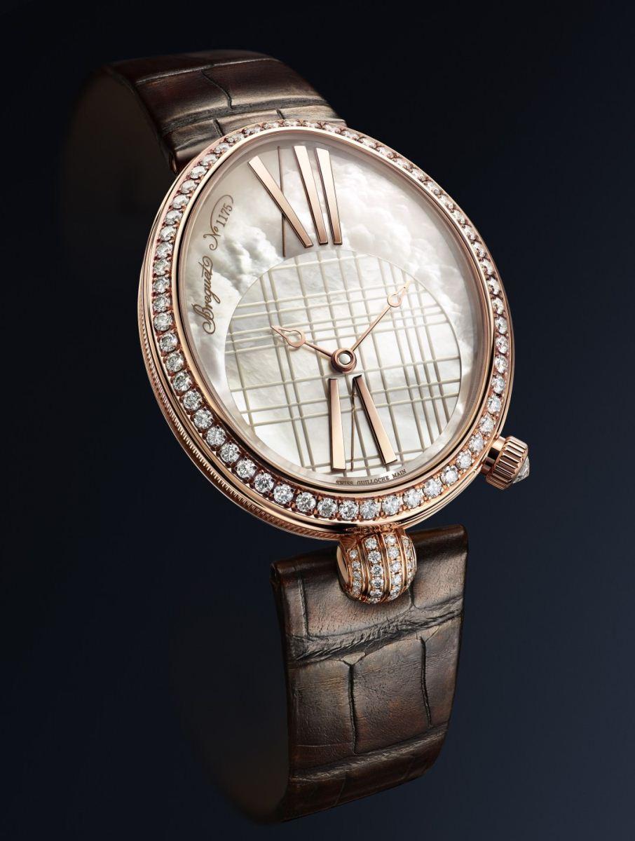 đồng hồ Reine de Naples