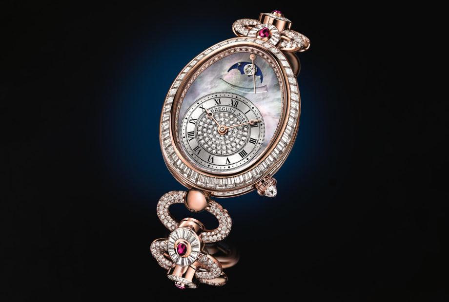 đồng hồ Reine de Naples Haute Joaillerie