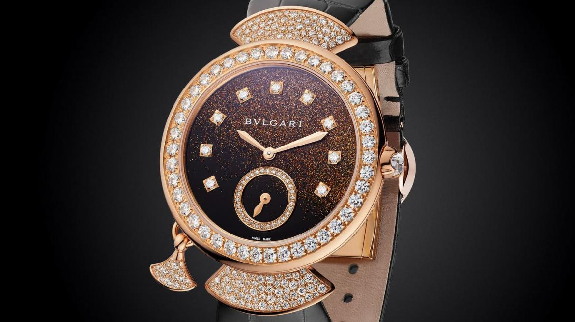 Bulgari's Diva Finissima Minute Repeater