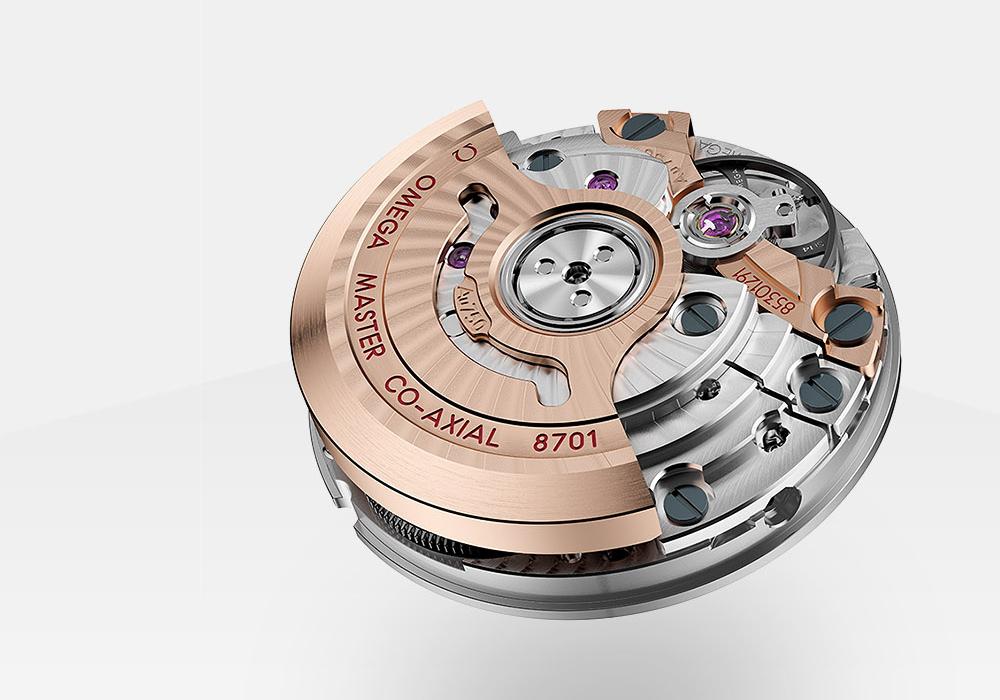 Calibre OMEGA Master Chronometer 87008701