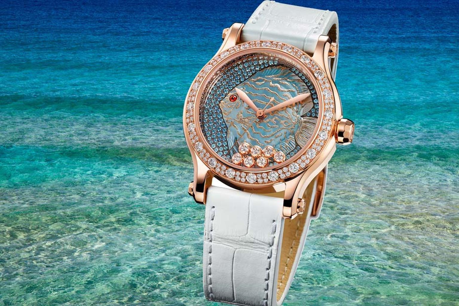 đồng hồ Chopard Happy Fish