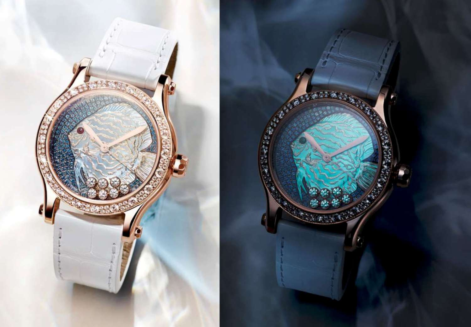 don ho Chopard Happy Fish