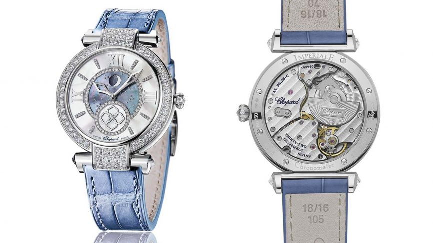 đồng hồ Imperiale Moonphase