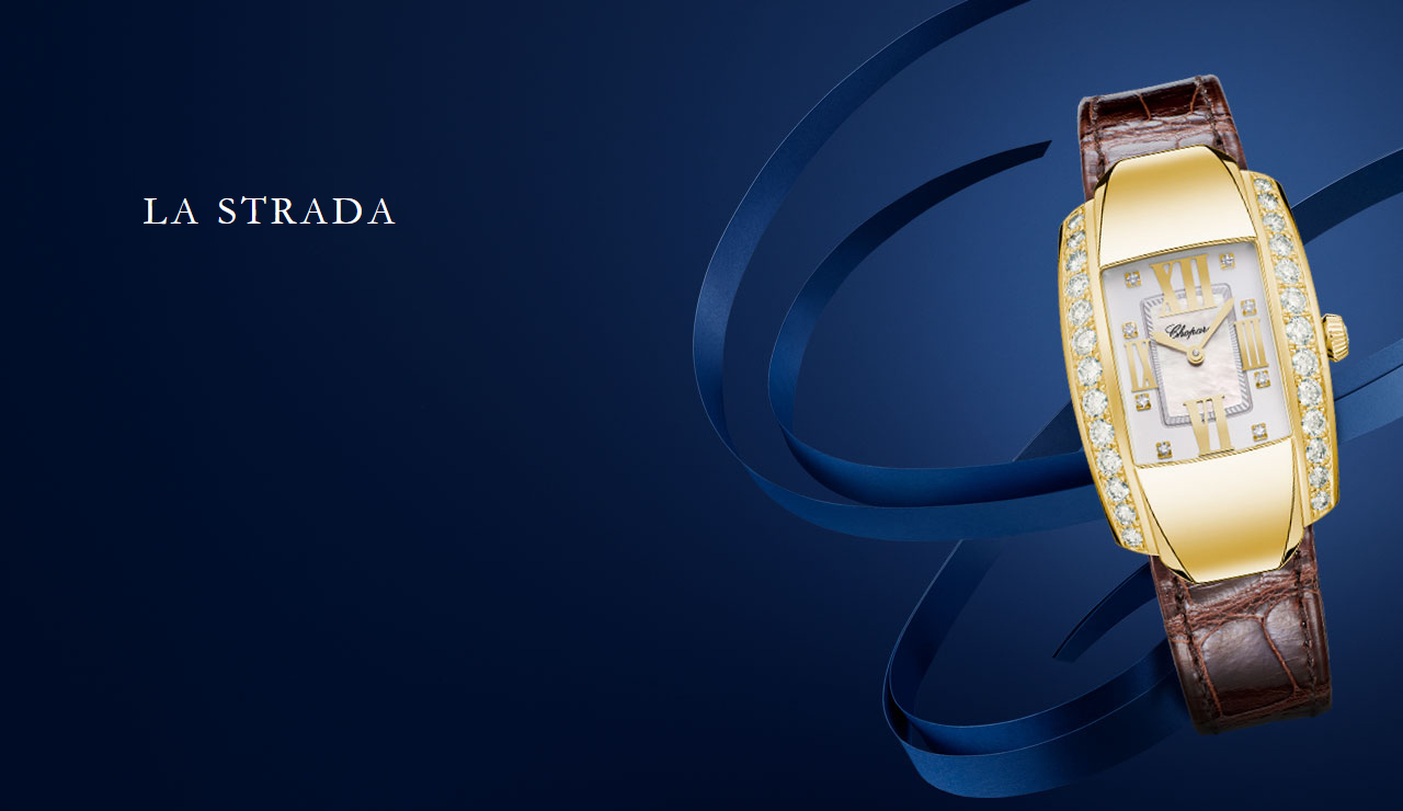Chopard La Strada Collection