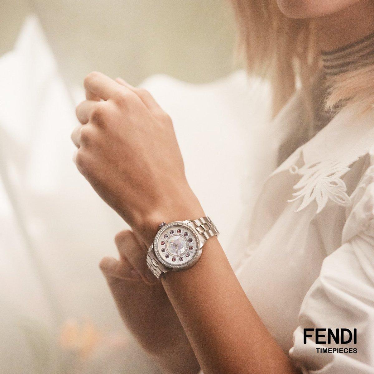 Đồng hồ nữ Fendi IShine