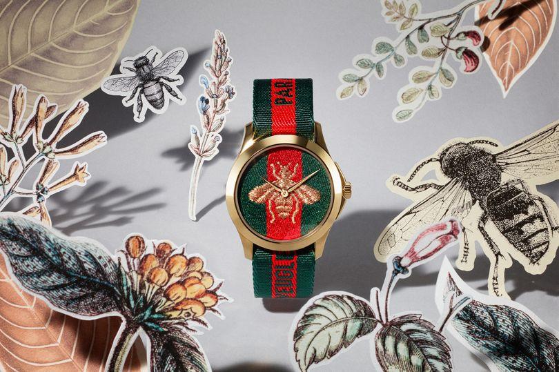 Đồng hồ Gucci Le Marché des Merveilles