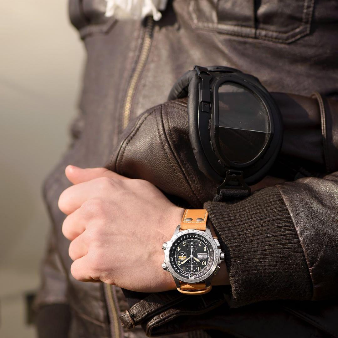 Đồng hồ Hamilton Khaki X-Wind