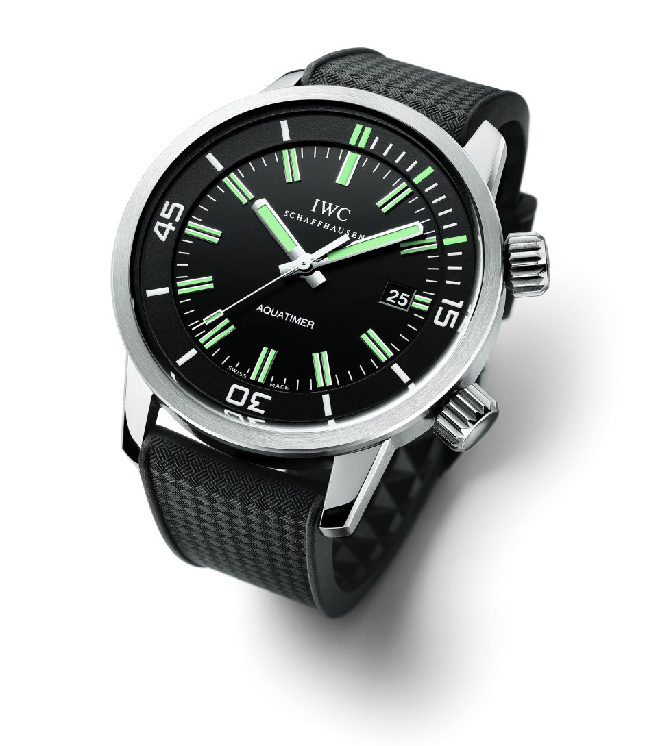 Đồng hồ lặn cổ điển IWC Vintage Aquatimer