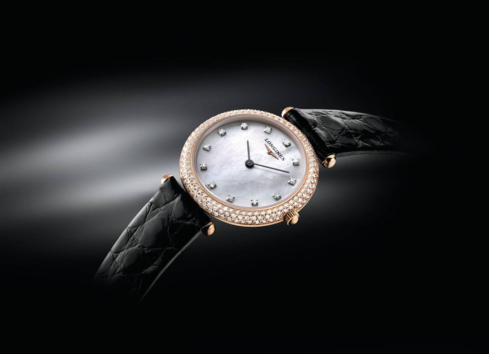 đồng hồ nữ Longines Agassiz 180th Anniversary Limited Edition