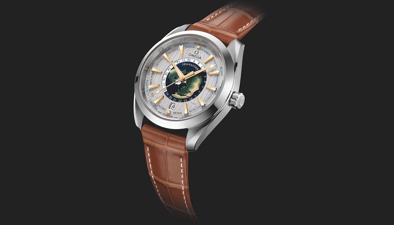 đồng hồ Omega Seamaster Aqua Terra