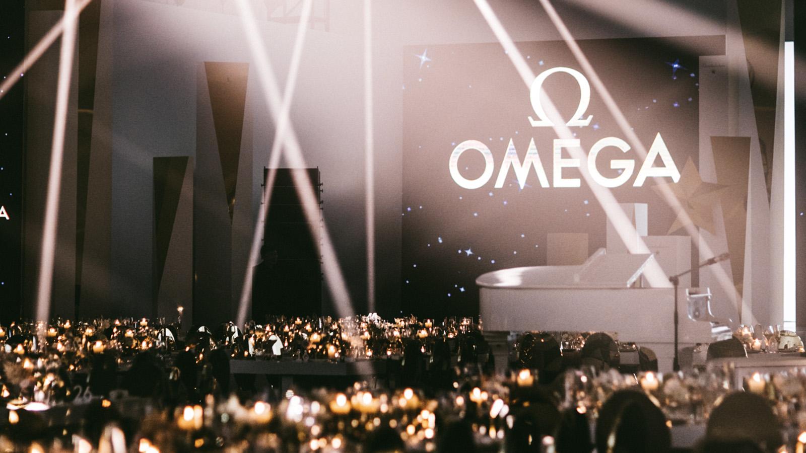 Omega ra mắt đồng hồ Constellation Manhattan tại Thượng Hải 1