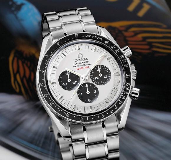 đồng hồ Omega Speedmaster Apollo 11 35th Anniversary Edition ref. 3569.31.00 – 2004