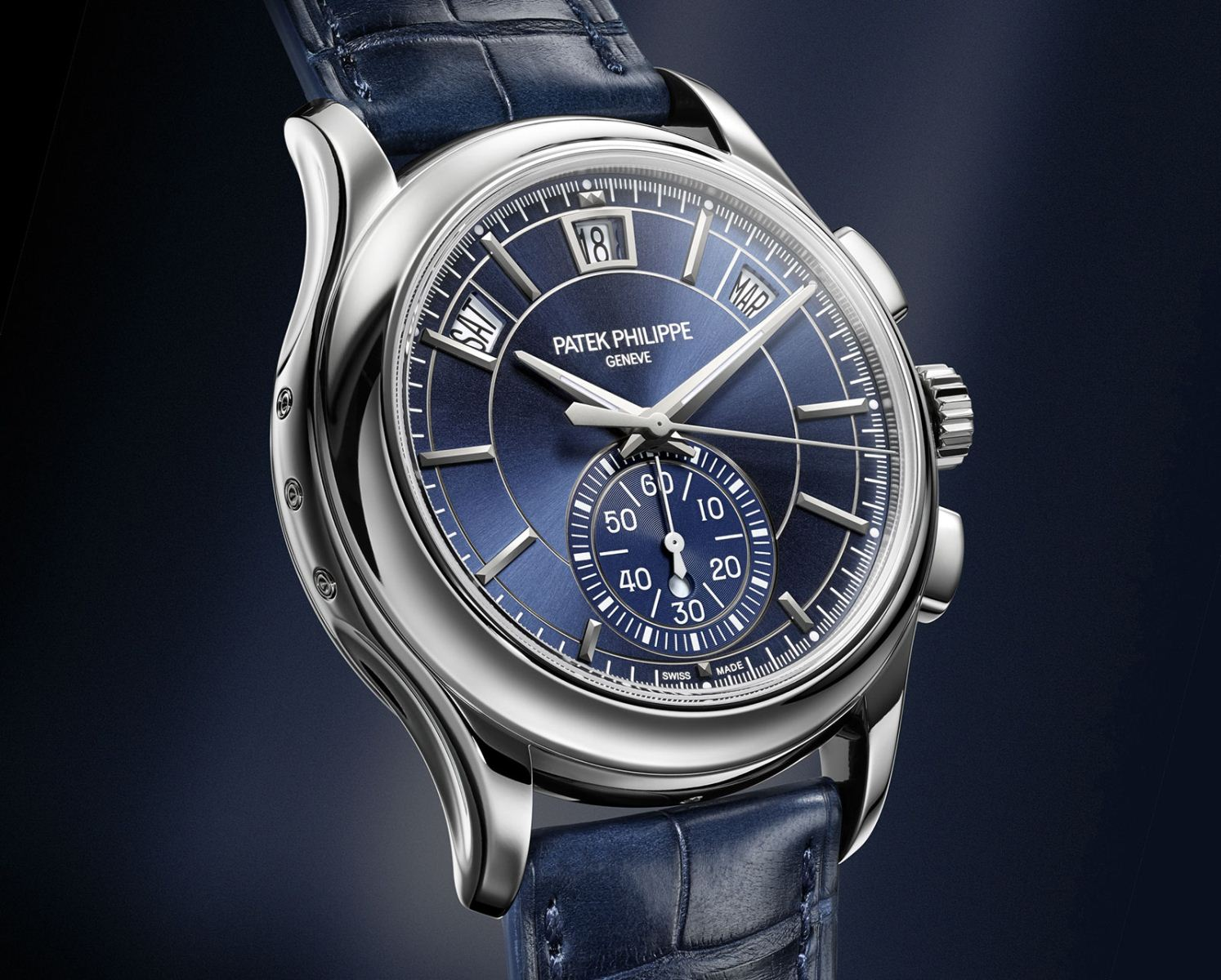 đồng hồ Patek Philippe Annual Calendar Chronograph
