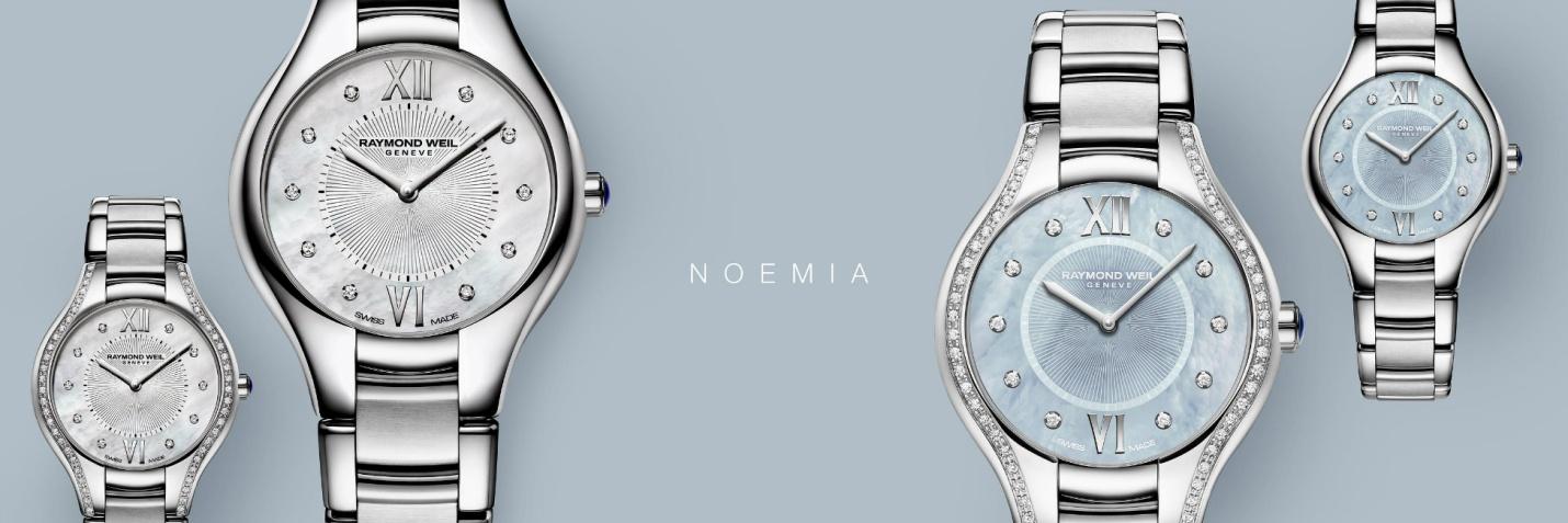 đồng hồ Jasmine đầy nữ tính