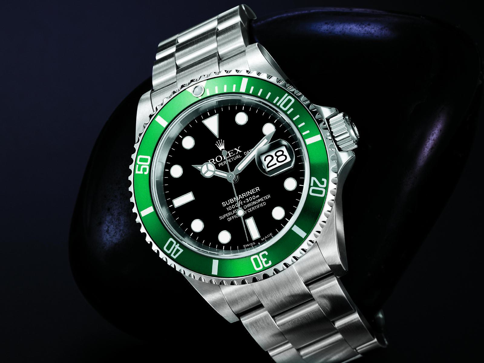 đồng hồ Rolex 50th Anniversary Submariner 16610LV