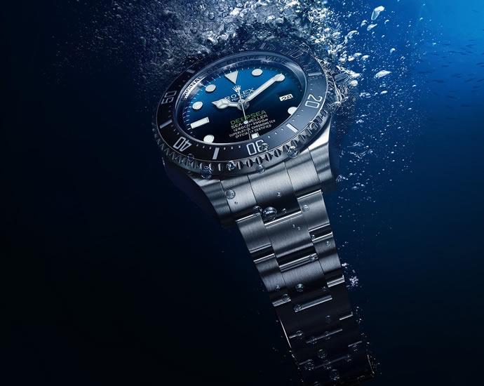 đồng hồ Rolex Deepsea Sea-Dweller D-Blue 116660