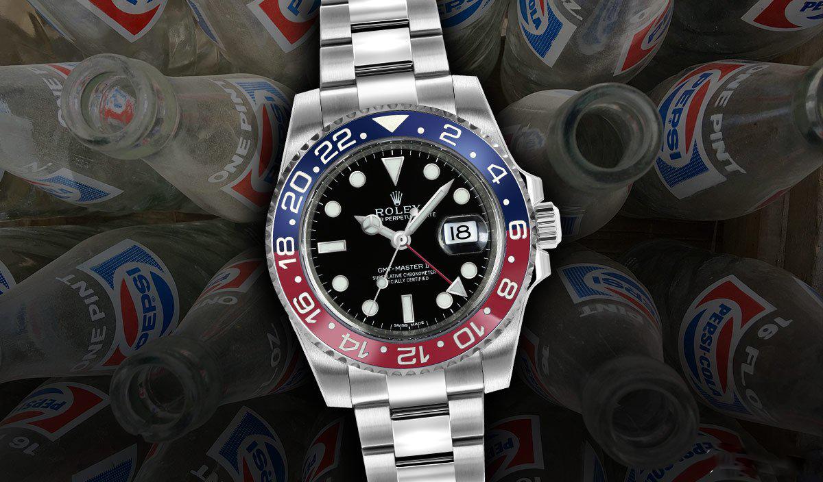 đồng hồ Rolex GMT-Master 6542
