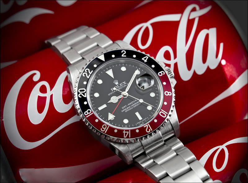 đồng hồ Rolex GMT-Master II 16760