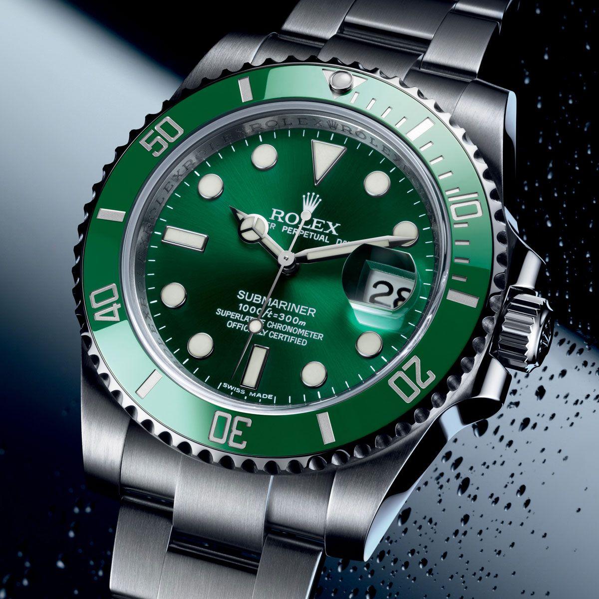 Đồng hồ Rolex Submariner 116610LV