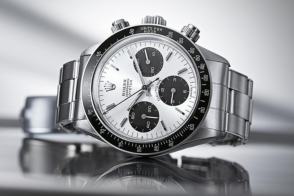 banner đồng hồ Rolex Chronograph Daytona