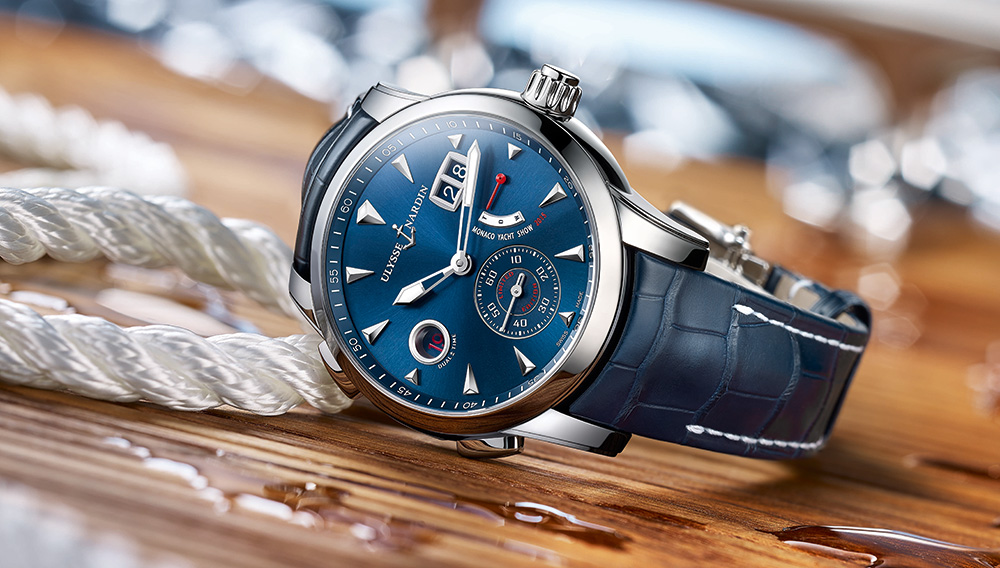 Ulysse Nardin - luxury shopping vietnam