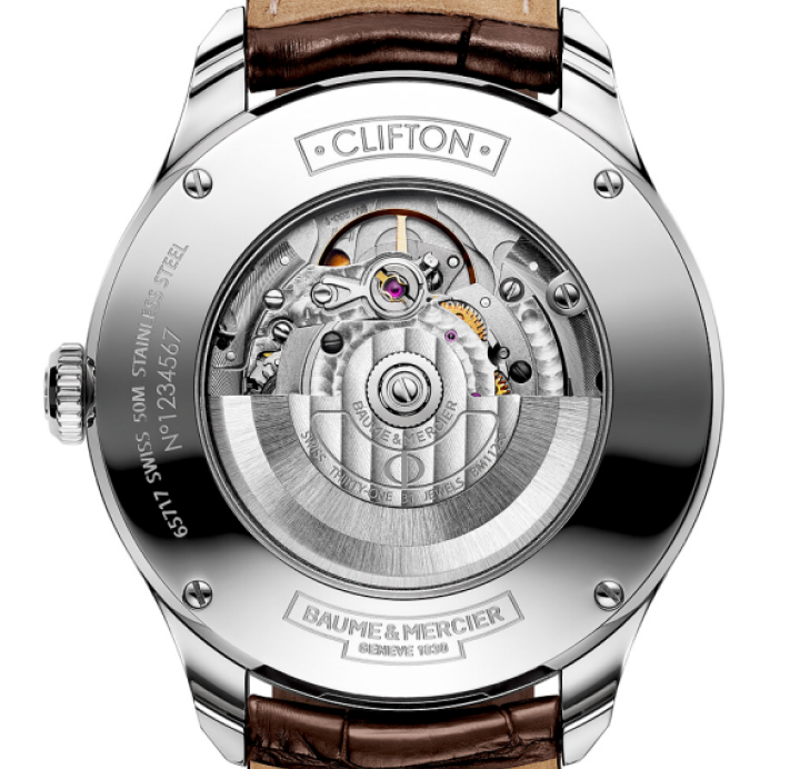 Baume and Mercier Clifton