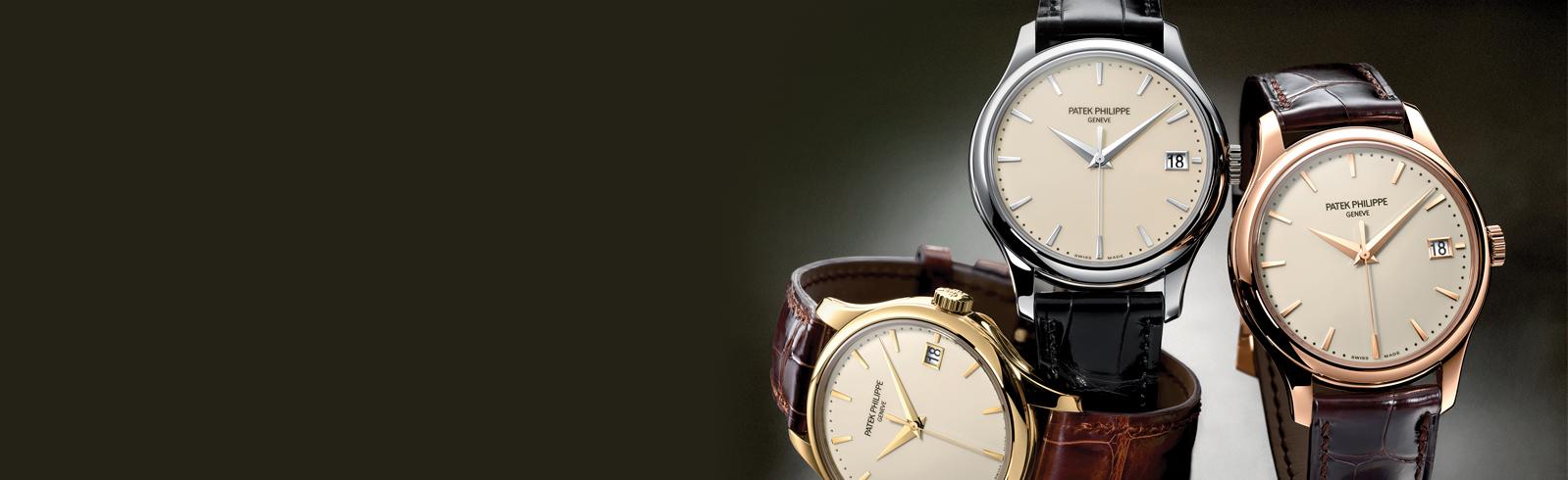 """Patek Philippe Calatrava - Chiếc đồng hồ """"quý tộc"""" dành cho các quý ông"""