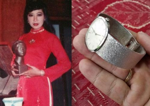 bà K-H người sở hữu 11 chiếc đồng hồ patek philippe