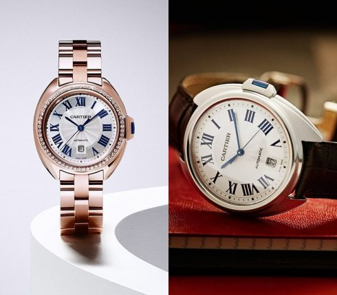 BST Đồng hồ Clé de Cartier - Vẻ đẹp bất biến theo thời gian đến từ Pháp