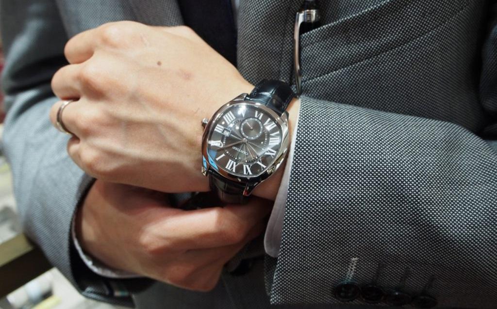 Đồng hồ Cartier- Drive De Cartier - Khẳng định vị thế quý ông