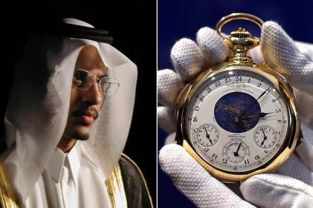 Đồng hồ đắt nhất thế giới trị giá 500 tỷ đồng