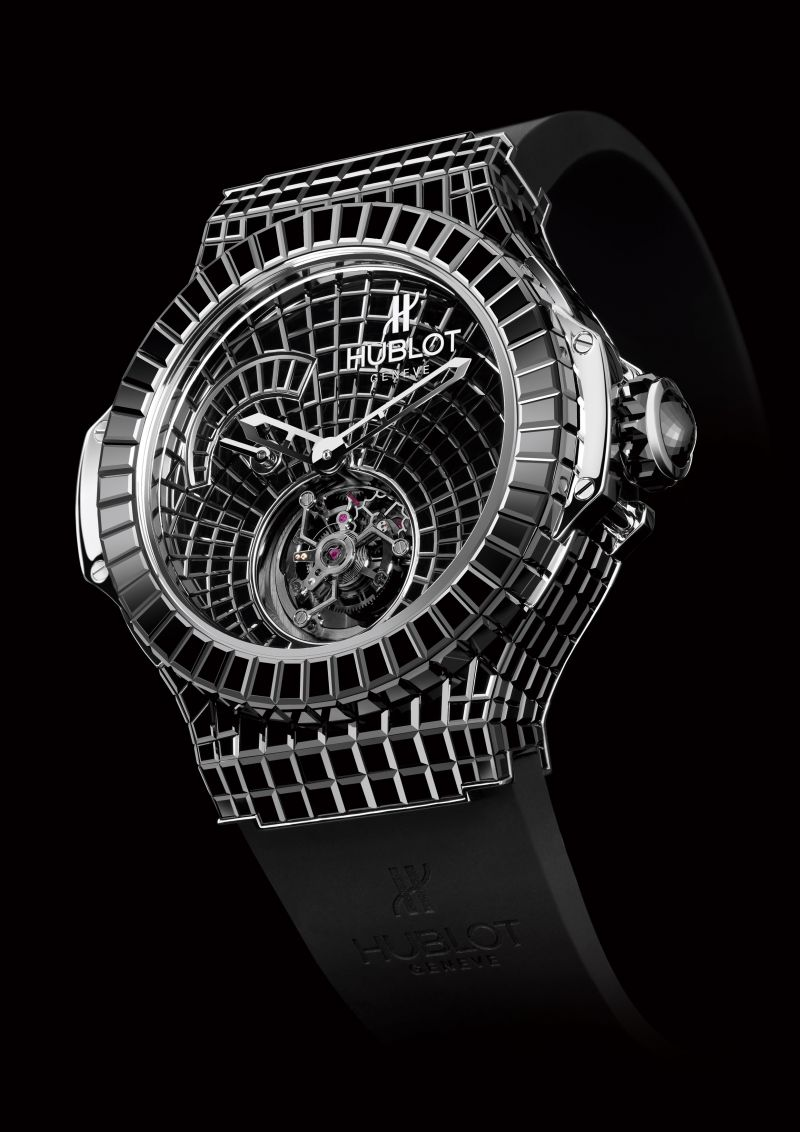 Hublot Million Dollar black caviar bang - 1 triệu USD
