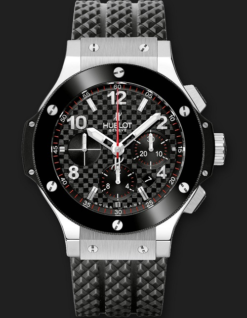 Hublot Bigger Bang Diamond Tourbillon limited edition