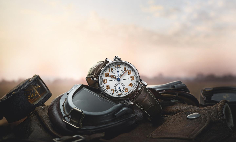 đồng hồ longines - huyền thoại đồng hồ cát nơi thung lũng saint imier