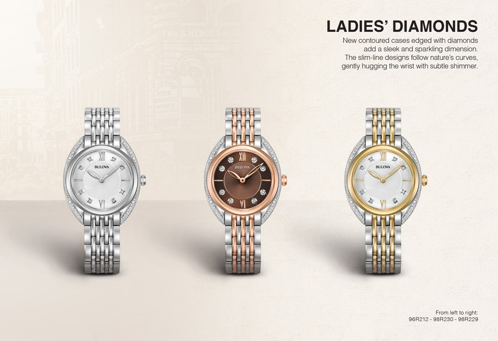 Đồng hồ nữ Bulova