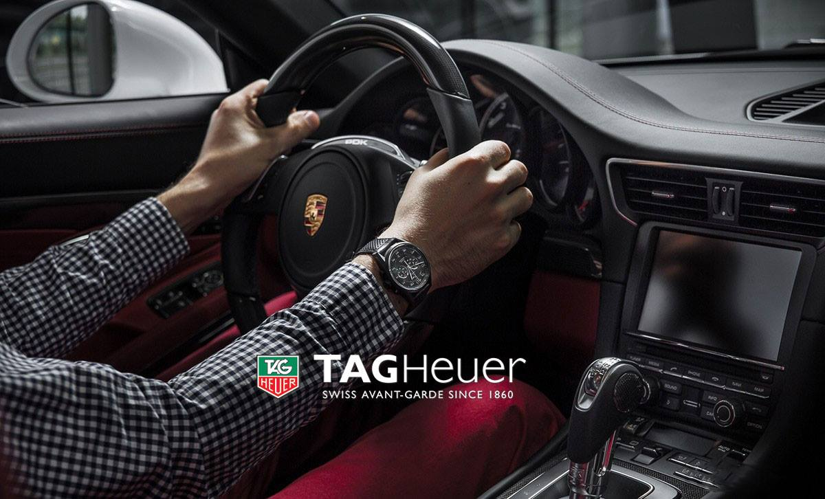 Đồng hồ Tag Heuer - Luxury Shopping