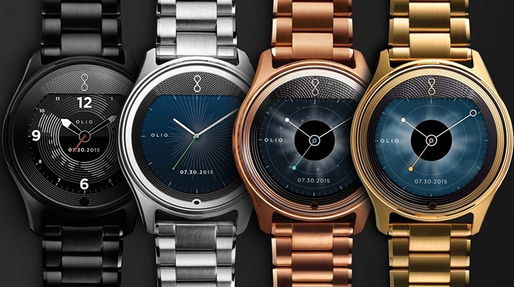 đồng hồ thông minh (smartwatch) Michael Kors Access với Access Grayson